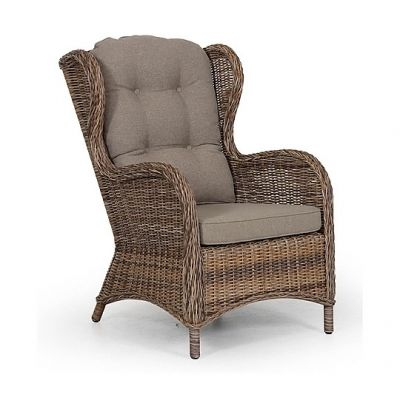 Кресло Evita 5641-62 коричневое