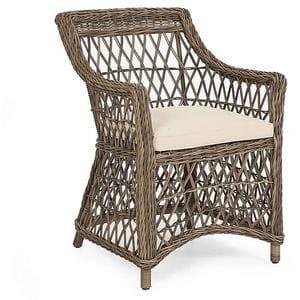 Кресло Beatrice 5691-60-20 коричневое