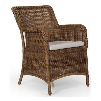Кресло Lilly Grey 2131-66 коричневое