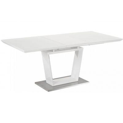 Стол обеденный раздвижной SH-180 WHITE