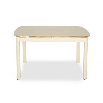 Стол обеденный раздвижной DT6236B MILK (H31)