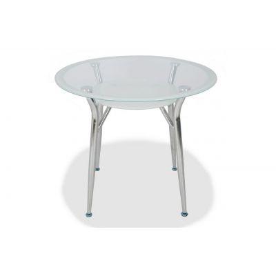 Стол обеденный S603 White line