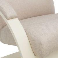 Кресло-качалка Leset Милано слоновая кость