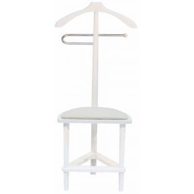 Вешалка со стулом Leset Атланта (светлая)