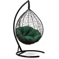 Подвесное кресло SEVILLA Verde Коричневое