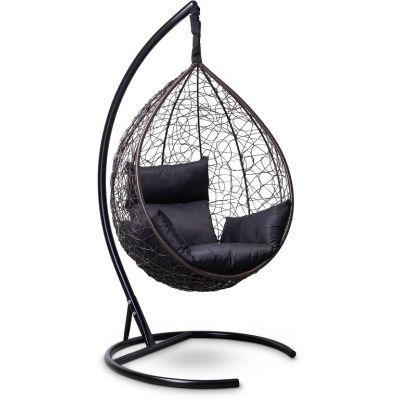 Подвесное кресло SEVILLA Коричневое