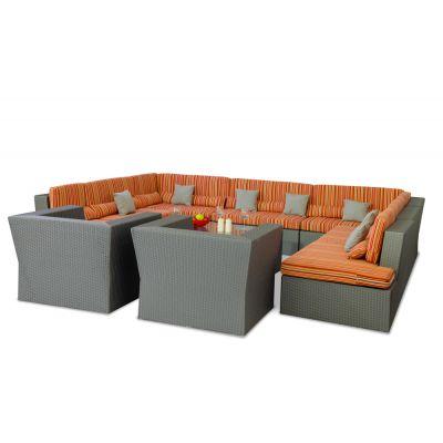 Лаунж зона Мерибель (доп кресла)