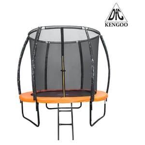 Батут с сеткой DFC TRAMPOLINE KENGOO 8ft (244 см)