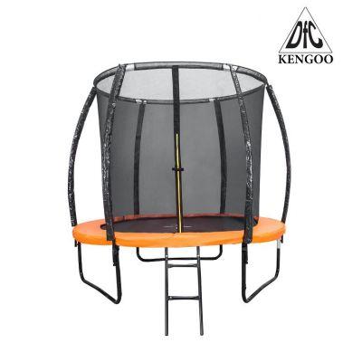 Батут с сеткой DFC TRAMPOLINE KENGOO 6ft (183 см)