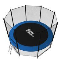 Батут с сеткой Unix Line 10 FT outside Blue (305 см)