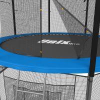 Батут с сеткой Unix Line 8 FT Inside Blue (244 см)