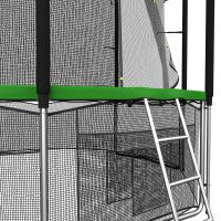 Батут с сеткой Unix Line 8 FT Inside Green (244 см)