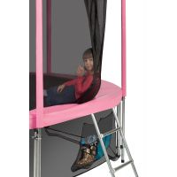 Батут с сеткой Hasttings Classic Pink (305 см)