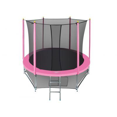 Батут с сеткой Hasttings Classic Pink (244 см)
