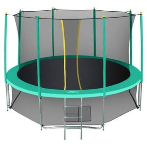 Батут с сеткой Hasttings Classic Green (460 см)