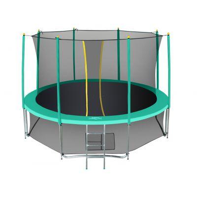 Батут с сеткой Hasttings Classic Green 12ft (366 см)