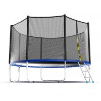 Батут EVO JUMP External 12ft (Blue)