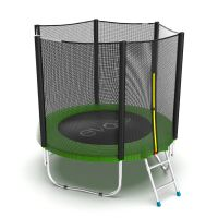 Батут EVO JUMP External 6ft (Green)