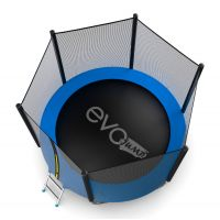 Батут EVO JUMP External 8ft (Blue)