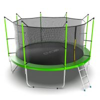 Батут EVO JUMP Internal 12ft (Green)