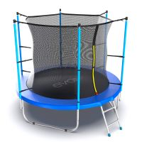 Батут EVO JUMP Internal 8ft (Blue)