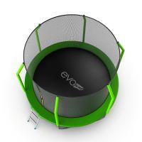 Батут EVO JUMP Cosmo 10ft (Green) с нижней сеткой