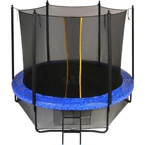 Батут с сеткой Swollen Classic 10 FT Blue (305 см)