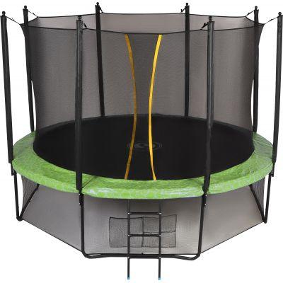 Батут с сеткой Swollen Classic 12 FT Green (366 см)