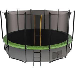 Батут с сеткой Swollen Classic 16 FT Green (488 см)