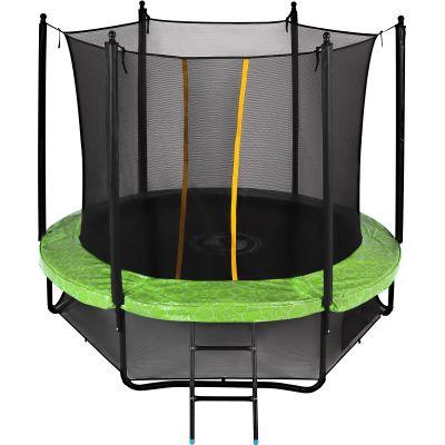 Батут с сеткой Swollen Classic 8 FT Green (244 см)
