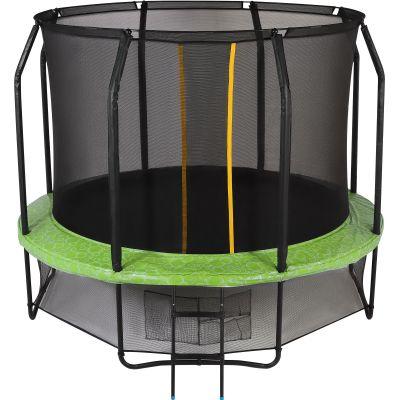Батут с сеткой Swollen Prime 10 FT Green (305 см)