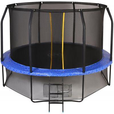 Батут с сеткой Swollen Prime 12 FT Blue (366 см)