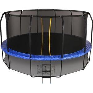 Батут с сеткой Swollen Prime 16 FT Blue (488 см)