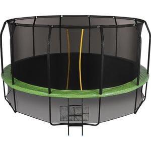 Батут с сеткой Swollen Prime 16 FT Green (488 см)