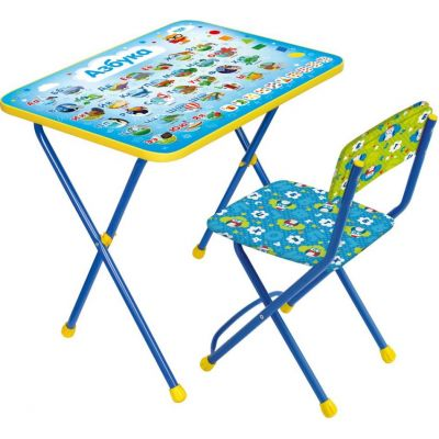 Комплект стол + стул Познайка КП2