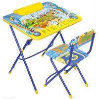 Комплект стол и стул Ника КУ3
