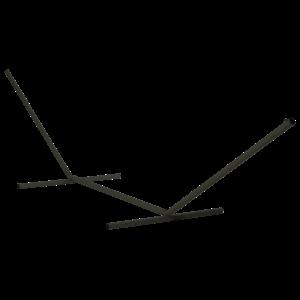 Стойка универсальная для гамаков MHS-02 black