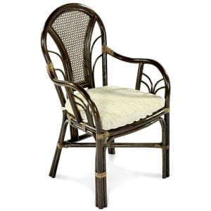 Кресло из ротанга Larisa
