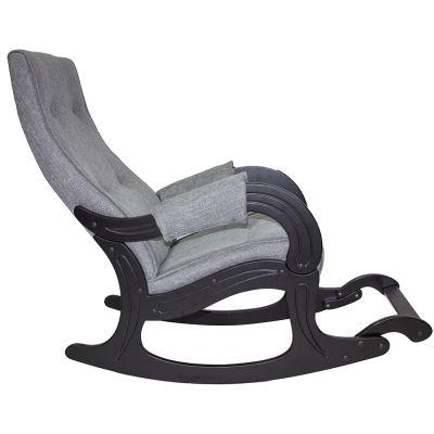 Кресло-качалка модель 707 ткань и экокожа