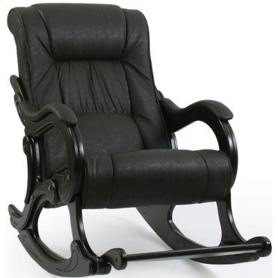 Кресло-качалка Модель 77 Лидер экокожа