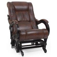 Кресло-качалка глайдер Модель 78 экокожа