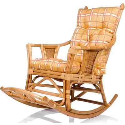 Кресло-качалка из ротанга Chita