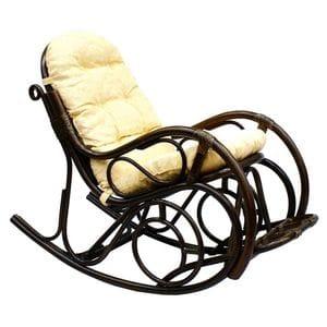 Кресло-качалка из ротанга 05/11 Matte