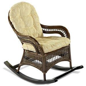 Кресло-качалка из ротанга Kiwi 05/14