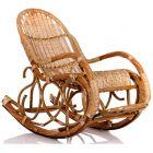Кресло-качалка плетёное Калитва (ивовая лоза)