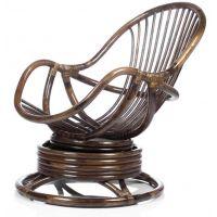 Кресло-качалка из ротанга Kara