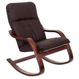 Кресло-качалка Эйр экокожа