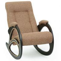 Кресло-качалка Модель 4 ткань