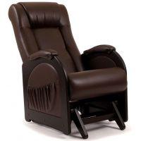 Кресло-качалка глайдер Модель 48 без оплётки