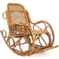Кресло-качалка из ротанга Novo Lux Coral